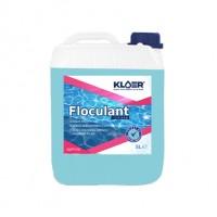 Floculant lichid Kloer, pentru apa piscina, 5L