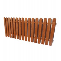 Gardulet din lemn, pentru gradina, 85 x 200 cm