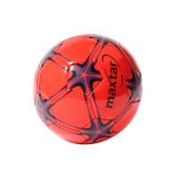 Mini minge pentru fotbal Maxtar, rosu, nr 1