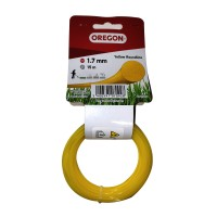 Fir motocoasa Trimmy Oregon, profil rotund, PVC, 1.7 mm x 15 m