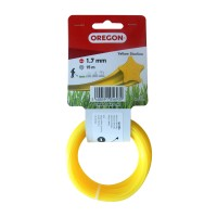 Fir motocoasa Trimmy Oregon, profil stea, PVC, 1.7 mm x 15 m