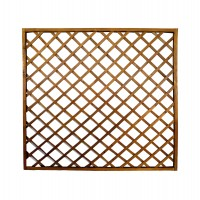 Gard lemn, pentru gradina, 180 x 180 cm