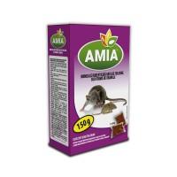 Momeala granule pentru combatere soareci / sobolani, Amia, 150 g