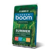 Ingrasamant pentru gazon Garden Boom, pentru vara, granule, 15 kg