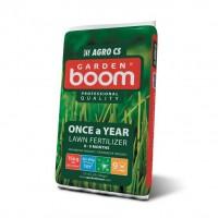 Ingrasamant pentru gazon Garden Boom Once a year, granule, 15 kg