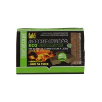 Tablete ecologice pentru aprins focul Falo, 64 buc