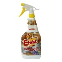 Solutie curatare mobila si parchet cu pulverizator Efekt lavanda, 750 ml