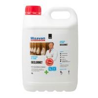 Gel dezinfectant clorat, pentru obiecte sanitare, Declornet Dr. Stephan, 5 L