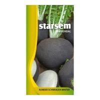 Seminte legume ridichi Runder Scwarzer winter S