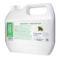 Detergent pentru obiecte sanitare Ecosanit, parfum pin, 3 L