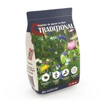 Seminte gazon cu flori Traditional, 0.2 kg