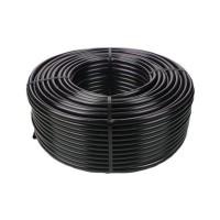 Tub pentru irigatii prin picurare, plat, 0.9 mil, D 16 mm, distanta orificii 50 cm, rola 200 m