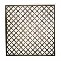 Gard din lemn, pentru gradina JD, 180 x 180 cm