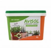 Ingrasamant organic, universal, Avisol, 0 - 2 mm, 6 L