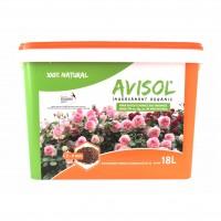 Ingrasamant organic, universal, Avisol, 2 - 4 mm, 18 L