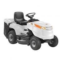Tractoras pentru tuns iarba O-mac 8416, 11.75 kW, 16 CP