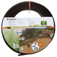 Furtun cu duze Gardena 1395 MI, pentru instalatii de micro irigatii, 13.7 mm, 50 m