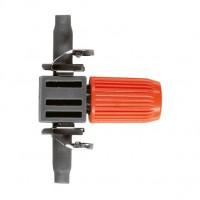 Microaspersor intermediar reglabil Gardena MI,pentru sisteme de micro irigatii, 0-10 l/h