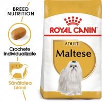 Hrana uscata pentru caini, Royal Canin, Maltese, adult, 1.5kg