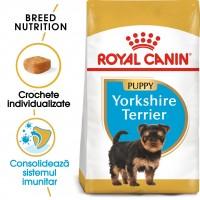 Hrana uscata pentru caini, Royal Canin, Yorkshire, junior, 1.5kg