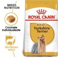 Hrana uscata pentru caini, Royal Canin, Yorkshire, adult, 1.5kg