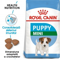 Hrana uscata caine junior Royal Canin Mini Puppy, 8 kg