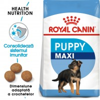 Hrana uscata caine junior Royal Canin Maxi Puppy, 1 kg