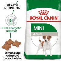 Hrana uscata pentru caini, Royal Canin, Mini, adult, 8kg