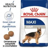 Hrana uscata pentru caini, Royal Canin, Maxi, adult, 15kg