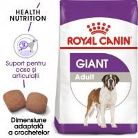 Hrana uscata caine adult Royal Canin Giant Adult, 15 kg