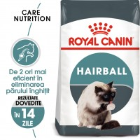 Hrana uscata pentru pisici, Royal Canin, Hairball Care, adult, 400g