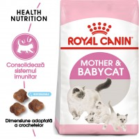 Hrana uscata pisica Royal Canin Mother & BabyCat, mama si puiul, 400 g