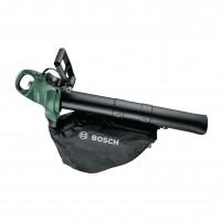 Suflanta / aspirator frunze Bosch Tidy, 1800 W, sac 45 l