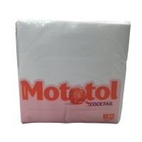 Servetele de masa Mototol Cocktail, celuloza, 2 straturi, 24 x 24 cm, 50 buc / set