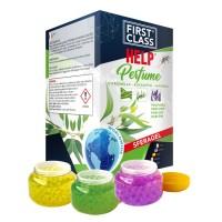 Gel antitantari sfera First Class, citronela, 360 ml
