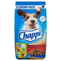 Hrana uscata pentru caini Chappi, adult, carne de vita si pasare, 9kg