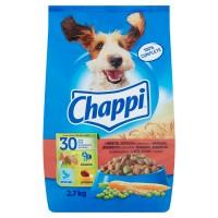 Hrana uscata pentru caini Chappi, adult, carne de vita si pasare, 2.7kg