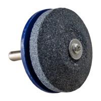Piatra abraziva Lumytools LT25406, cu ascutire pe o fata, pentru bormasina, D 50 mm
