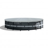 Prelata pentru acoperit piscina, Intex 28041, D 549 cm