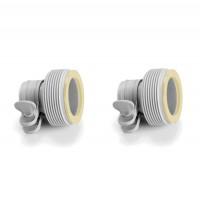 Adaptor pentru furtun, tip B, Intex 29061, 32/38mm, 1 buc = 1 set
