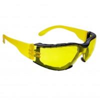 Ochelari de protectie BBQ Fog, policarbonat, galben
