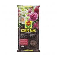 Pamant pentru trandafiri Compo Sana, 20 l