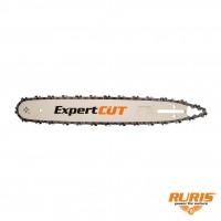Sina de ghidaj + lant pentru drujba / motofierastrau Ruris Expert, 45 cm, 36 D, 325, 1.5 mm