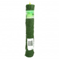 Paravan pentru protectie vizuala gard Versay, PVC, verde, 1 x 3 m