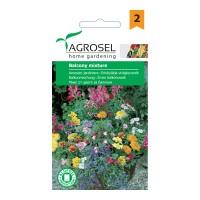 Seminte flori Agrosel, mix jardiniere