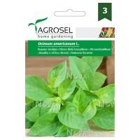 Seminte plante aromatice Agrosel, busuioc Lamaios