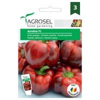 Seminte legume Agrosel, ardei gogosar Aurelius