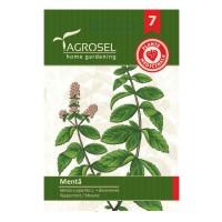 Seminte plante medicinale Agrosel, menta