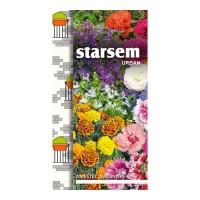 Seminte flori Starsem, mix jardiniere