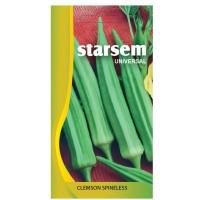 Seminte legume Starsem, bame Clemson Spineless